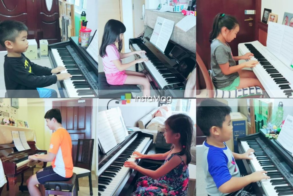 Ms joanne piano teacher in jurong singapore for Yamaha music school locations